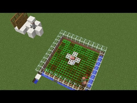 Infinite Villager Breeder With Clog Protection (Minecraft 1.11.2)