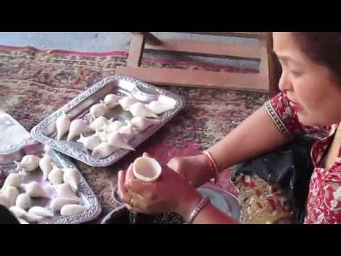 Making of Yomari (Newari Delicacy)