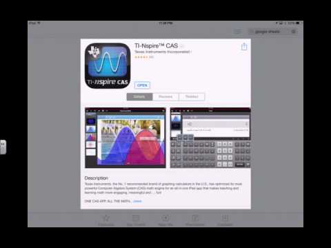 How to Download Apps using an iPad