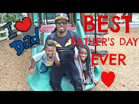 BEST FATHER'S DAY EVER VLOG