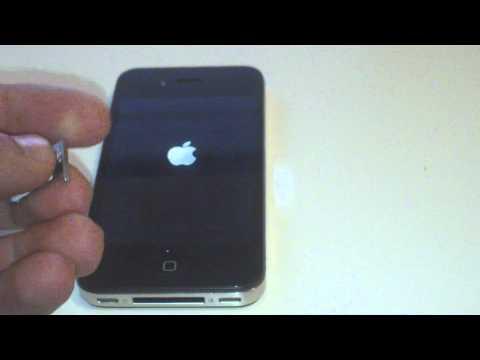 Gevey Turbo SIM iPhone 4 Unlock [German/HD]