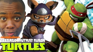 "NINJA TURTLES vs. ALOPEX - ""Tale of Tiger Claw"" Recap Review #TMNT"