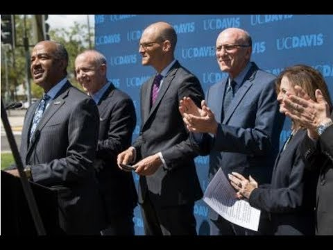 UC Davis Announces Aggie Square