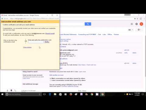 How to add your Bluehost email to Gmail