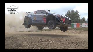 WRC Rally Australia Shakedown 2017 maximum attack