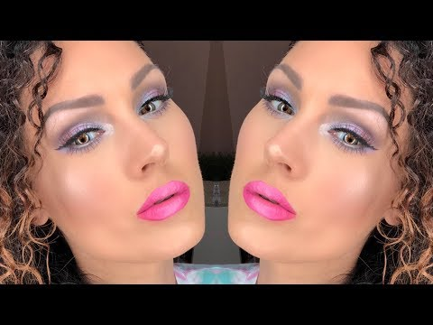 FULL FACE OF NEW COVERGIRL MAKEUP | The Glam Belle