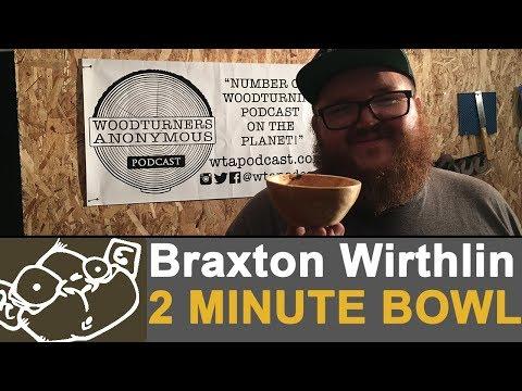 Worlds Fastest? - Speed Turning Challenge - Braxton Wirthlin