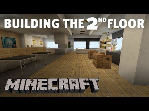 Minecraft - How To Build The 400k Apartment From GTA! PART 2 (Xbox 360)