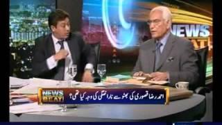 70  Syed Faisal Raza Abidi News Beat with Fereeha Idrees April 21 , 2011 SAMAA TV 2 of 3