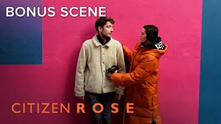 Rose McGowan Meets Rose Army Members in France | CITIZEN ROSE | E!
