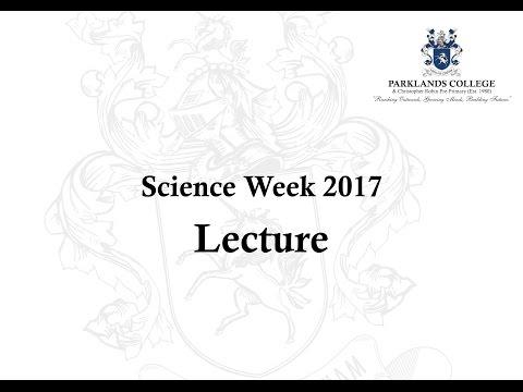 Parklands College Science Week 2017 - Mr Cobus Rossouw