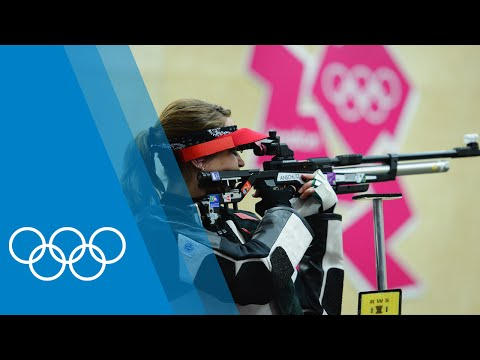 The Ideal Air Rifle Shooter with Abhinav Bindra [IND]