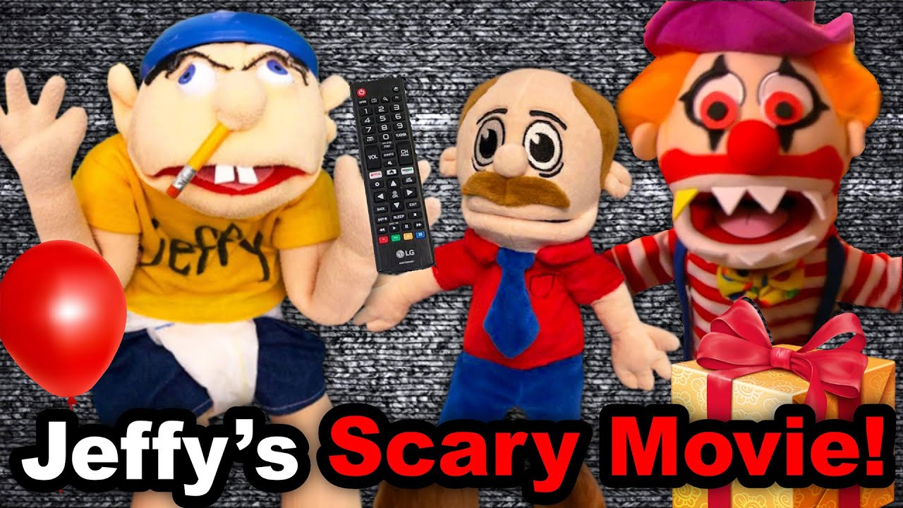 SML Movie: Jeffy's Scary Movie!
