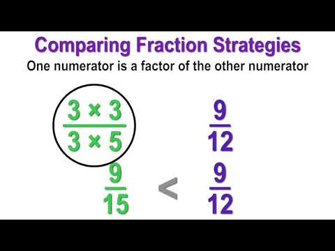 6.10 - Compare by Creating Common Numerators