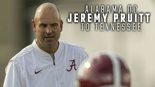 Who will Alabama hire to replace Jeremy Pruitt?