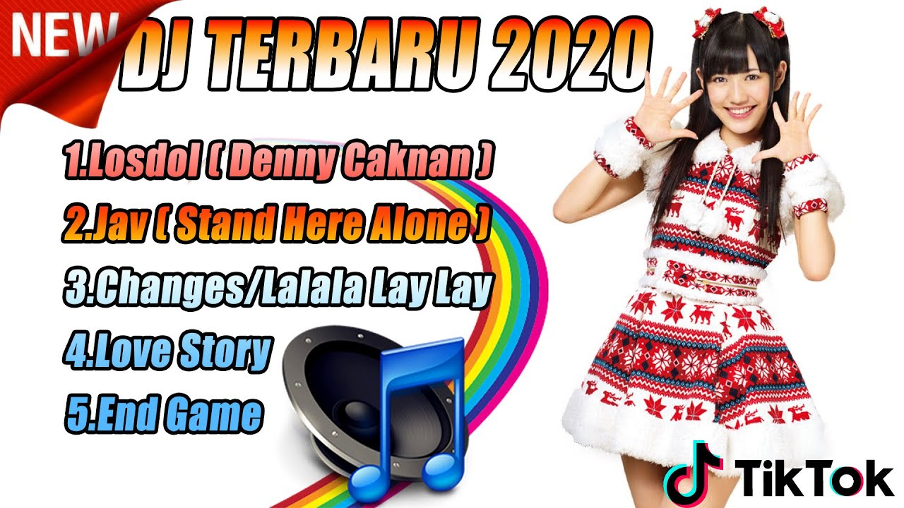 DJ REMIX TERBARU 2020 - LOSDOL ( DENNY CAKNAN ) DJ TIK TOK VIRAL TERBARU 2020