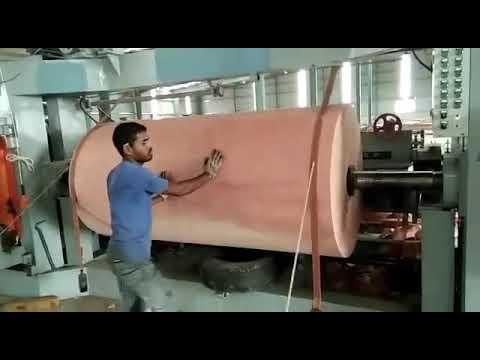 Plywood machinery_spindle plywood veneer peeling machine