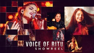 Voice Of Ritu | Ritu Agarwal - Showreel 2019