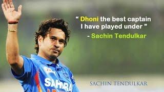 Legends about Dhoni