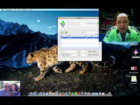 How to ADJUST your UPLOAD and DOWNLOAD speed with MAC OSX - 2015