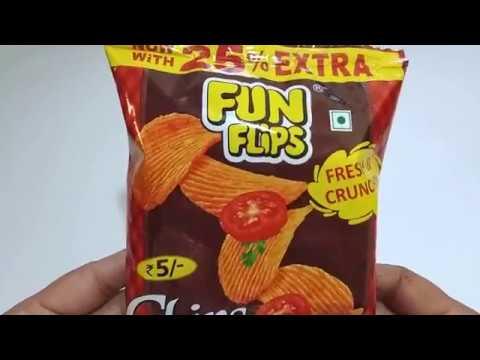 Fun flips chips