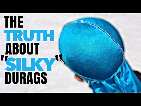 360 Waves: The Truth About Silky Durags - What Is The Best Durag To Wear?