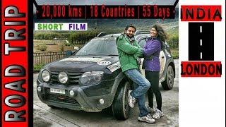 Road Trip - Bangalore to London [Short Film]