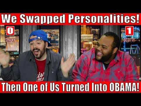 We Swapped Personalities! – Act It Out – Personality Swapping Game