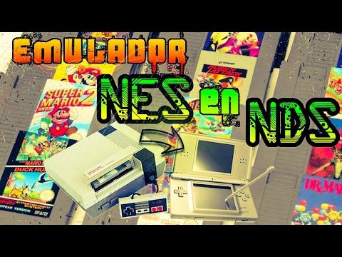 Emulador NES para NDS , M3 ds Real, mejor emulador - almadgata