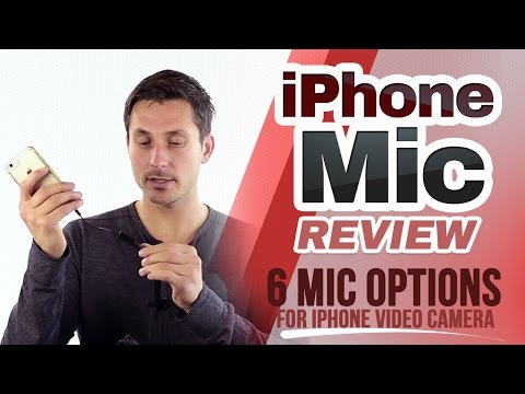 iPhone Microphone Review (6 Mic Options for Your iPhone Video Camera)