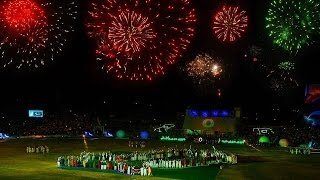 Pakistan Quetta Independence Day Celebration with Laser Show