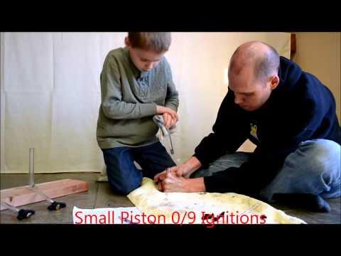 Fire Piston Science Fair Project