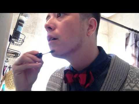 FTM Facial Hair Magic (Tutorial)