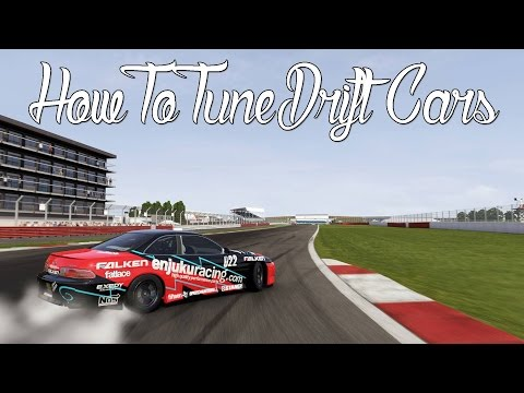 How to Tune a Drift Car | Forza Motorsport 6