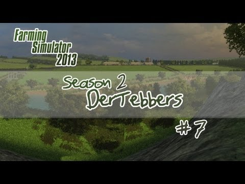 Farming Simulator 2013 - S2E7 Part 2 - Hopping to Harvest