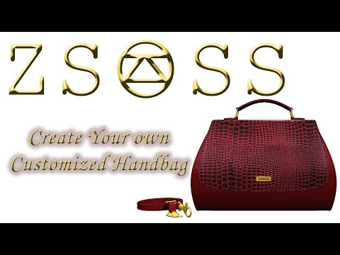 Create Your own Customized Zsoss Handbag