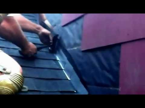 HOW TO INSTALL STEP FLASHING ON A ROOF