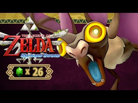The Legend of Zelda: Skyward Sword - Episode 26 - Lava Ball Rolling