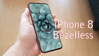 iPhone 8 Introduction | 2017 New design