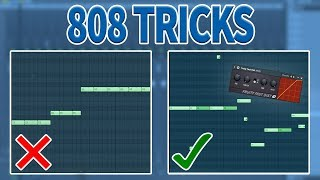Tricks To Make Your 808s More Interesting!