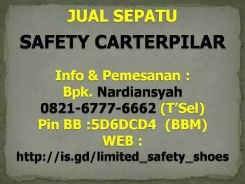 0821-6777-6662(TSEL), SAFETY SHOES CATERPILLAR