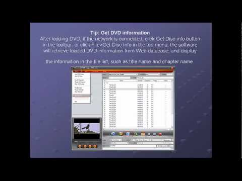 How to put DVD on iTunes library