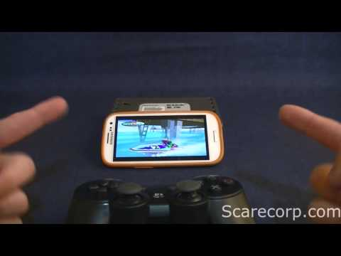 How to Play N64 Games on Andriod / With a PS3 Controller