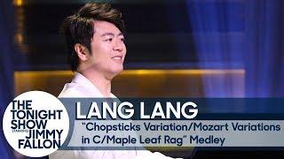 Lang Lang: Chopsticks Variation/Mozart Variations in C/Maple Leaf Rag Medley