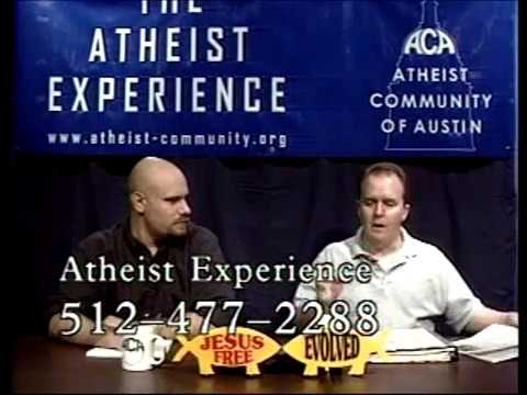 Science on AXP | Atheist Experience 323