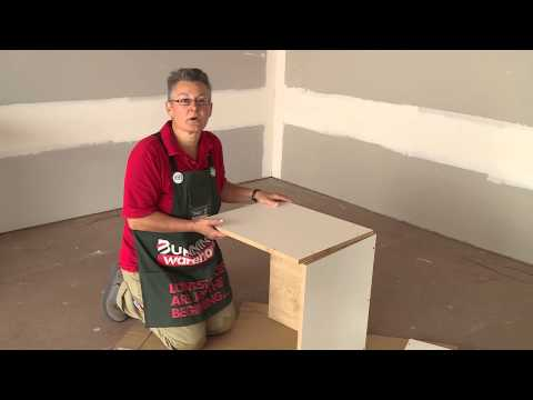 How To Assemble A Microwave - DIY At Bunnings