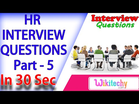 How Do You Rate Your Communication Skills -5 hr interview questions and answers for freshers