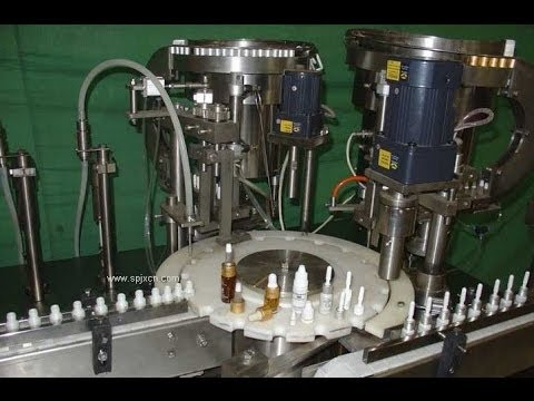 electronic tobacco oil filling capping machine filler healthy products ملء النفط التبغ متوجا آلة