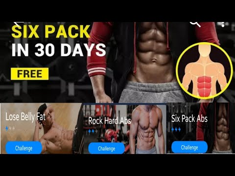 Six Pack in 30 Days | Build your pack at home-no eqipment