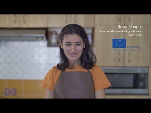 Erasmus+ (Plus) || Rupa Thapa (Nepal) || Masters in Migration & Intercultural Relations (2017-19)